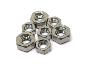 Stainless Steel 304 316 Hexagon Nuts