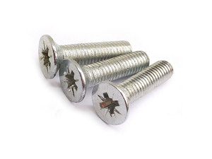 FLAT HEAD NACHINE SCREW